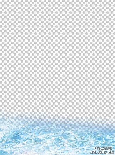 PS CS6之使用蒙版 渐变 无缝拼接合成图像 ps原创教程