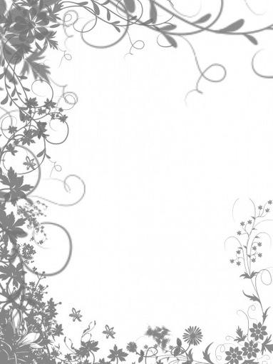 几个背景和边框~_ps图片素材